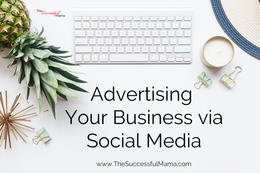 Advertising Your Business via Social Media